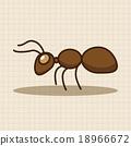 矢量 蚂蚁 矢量图 18966672