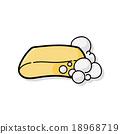 soap doodle 18968719