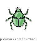bug doodle 18969473