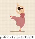 ballet, ballerina, dance 18970092