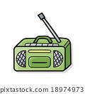 radio doodle 18974973