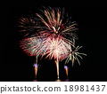 Fireworks or firecracker. 18981437