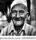 Happy Indian Man Smiling For The Camera Concept 18986660