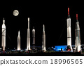 Rockets at NASA Kennedy Space Center 18996565