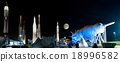 Rockets at NASA Kennedy Space Center 18996582