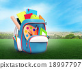 School bag 18997797