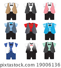 Set of 9,Baby boy formal wear Wedding Party  19006136