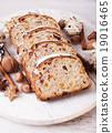 Christmas cake - Stollen 19016465