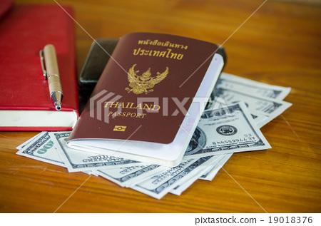 Thailand passport 19018376