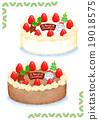 耶誕 聖誕蛋糕 耶誕節 19018575
