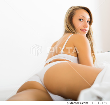 f92fdf71a9b Sexy woman in underwear - Stock Photo  19019469  - PIXTA