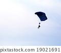 降落傘 跳傘 跳水 19021691