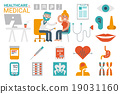 Healthcare and medical infographic 19031160