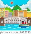 scene city river 19037233