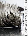 ink, noodles, sepia 19042948