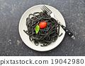 ink, noodles, sepia 19042980