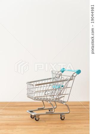Shopping cart 19044981