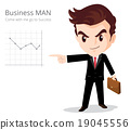 businessman character 19045556