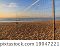 Volleyball net 19047221