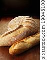法式乡村面包 法式面包 面包 19048100