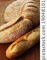 法式乡村面包 法式面包 面包 19048101