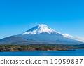 富士山 雪冠 世界遺產 19059837