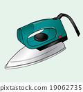 Iron vector 19062735