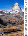 alps, train, matterhorn 19064534