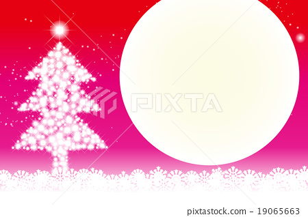 Background Material Wallpaper Merry Christmas Stock