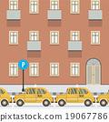 taxi, cab, car 19067786