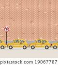 taxi, cab, car 19067787