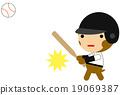 คนตีลูก,ปีใหม่,เบสบอล 19069387