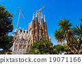 Sagrada Familia - Barcelona Spain 19071166
