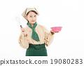 糕點師 女性 女 19080283