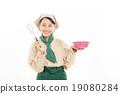 糕點師 女性 女 19080284