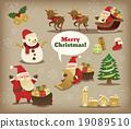 圣诞老人 圣诞老公公 克劳斯 19089510