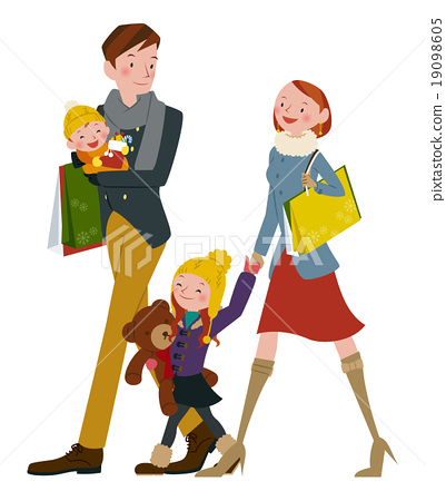 shoping, shopping, family 19098605