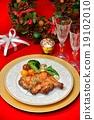 聖誕節 晚餐 正餐 19102010