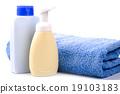 목욕, 수건, 향기 19103183