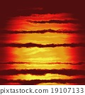 red fire sun dawn pattern texture  19107133