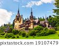 Peles castle, Sinaia, Romania 19107479