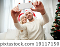 快乐 幸福 夫妇 19117150