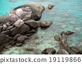View point at Donald Duck Bay at Ko Similan Island in Similans n 19119866