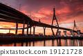 Bhumibol Bridge, The Industrial Ring Road Bridge in Bangkok, Tha 19121728