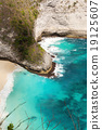 cliff, indonesia, island 19125607