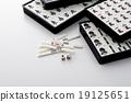 麻將 桌面遊戲 麻將牌 19125651