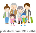 Family travel Spring and fall 3 generations 19125864