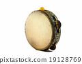 Egyptian tambourine made of camel skin 19128769