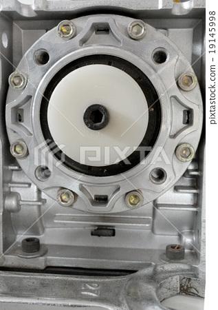 Gear metal wheels in machine 19145998