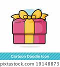 presents doodle 19148873